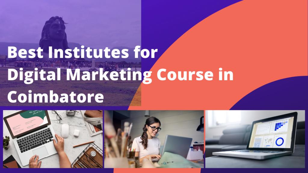 Best Digital Marketing Course in Coimbatore