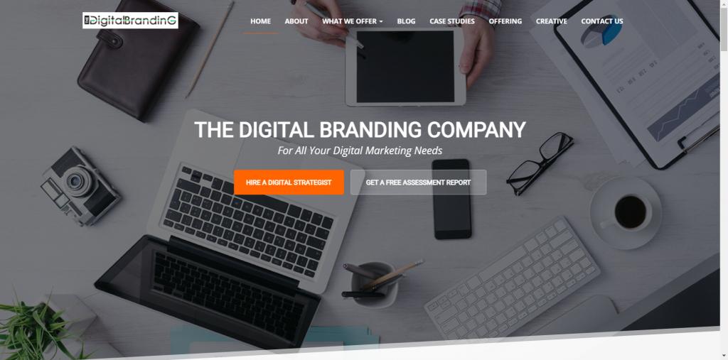 Digital Branding Digital marketing company in Coimbatore India USA