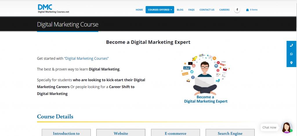 digital marketing course in Borivali