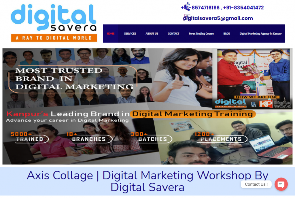 Digital Marketing in kanpur