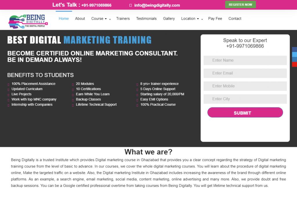 Digital Marketing Course in Laxmi Nagar SEO PPC Institute
