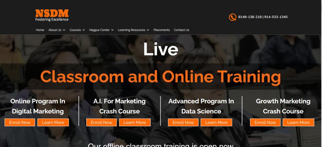 digital marketing course in nagpur