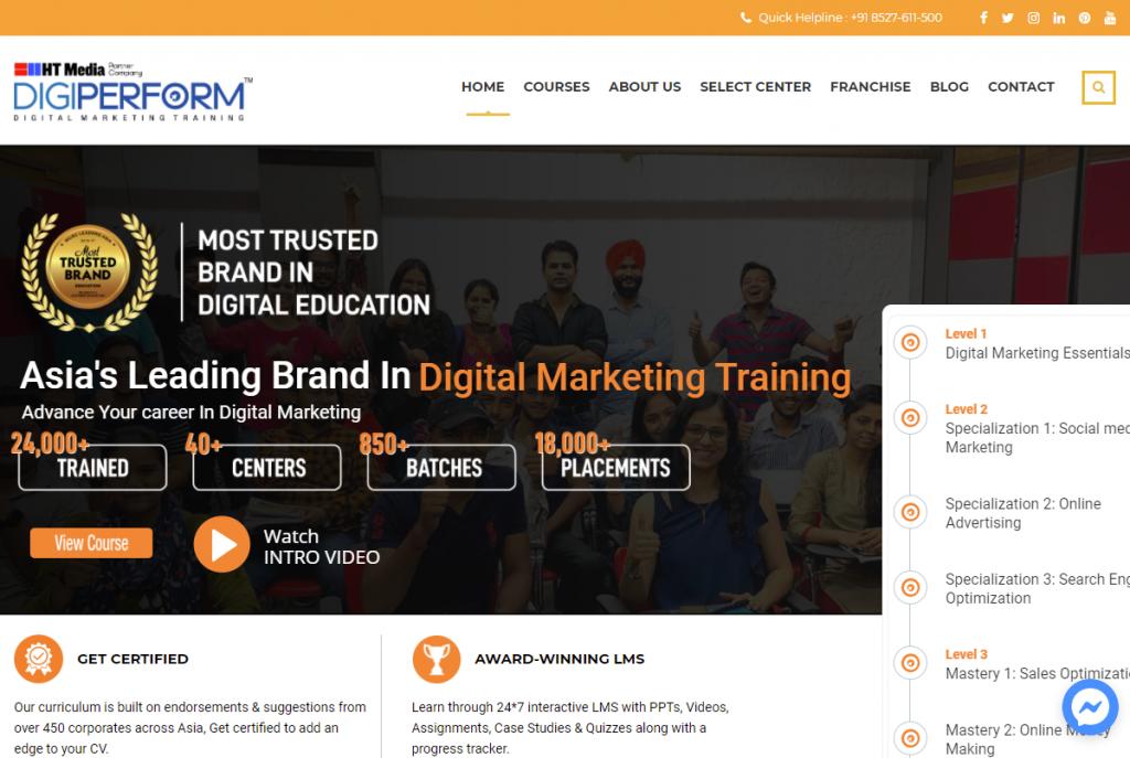digital marketing course in Vijayawada