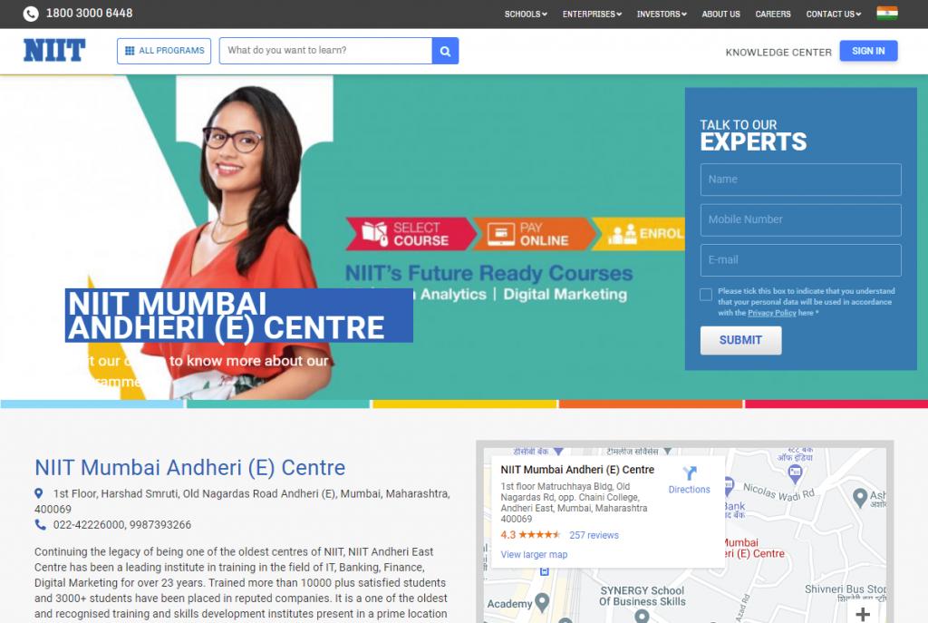 digital marketing course in Andheri