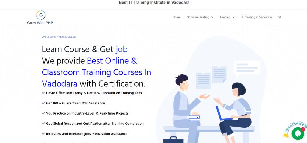 For Digital Marketing Course in Vadodara