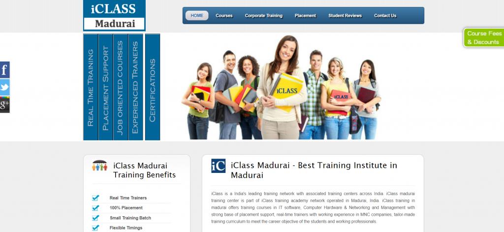 Digital Marketing Course in Madurai