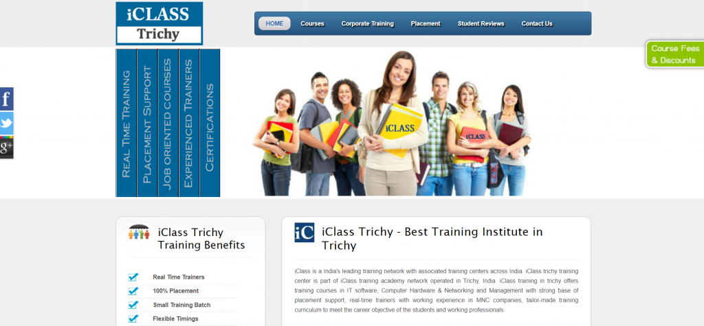 Digital Marketing Course in Trichy