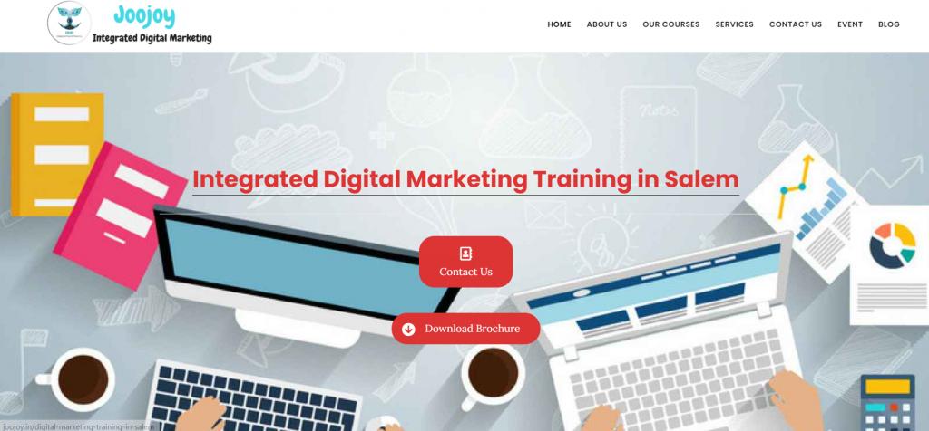 Digital Marketing Course in Salem