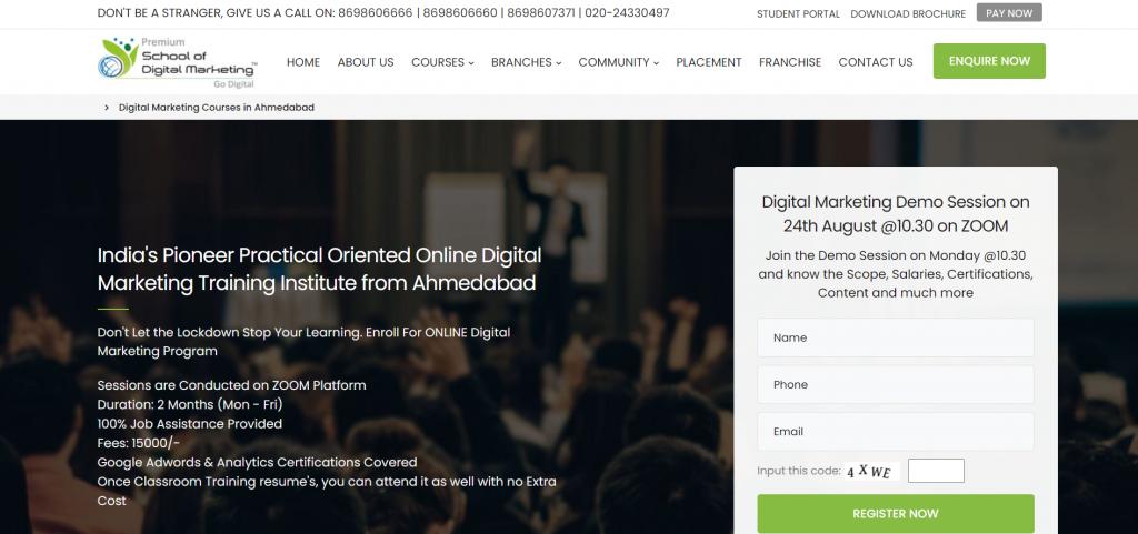Digital Marketing Course in Santa Cruz