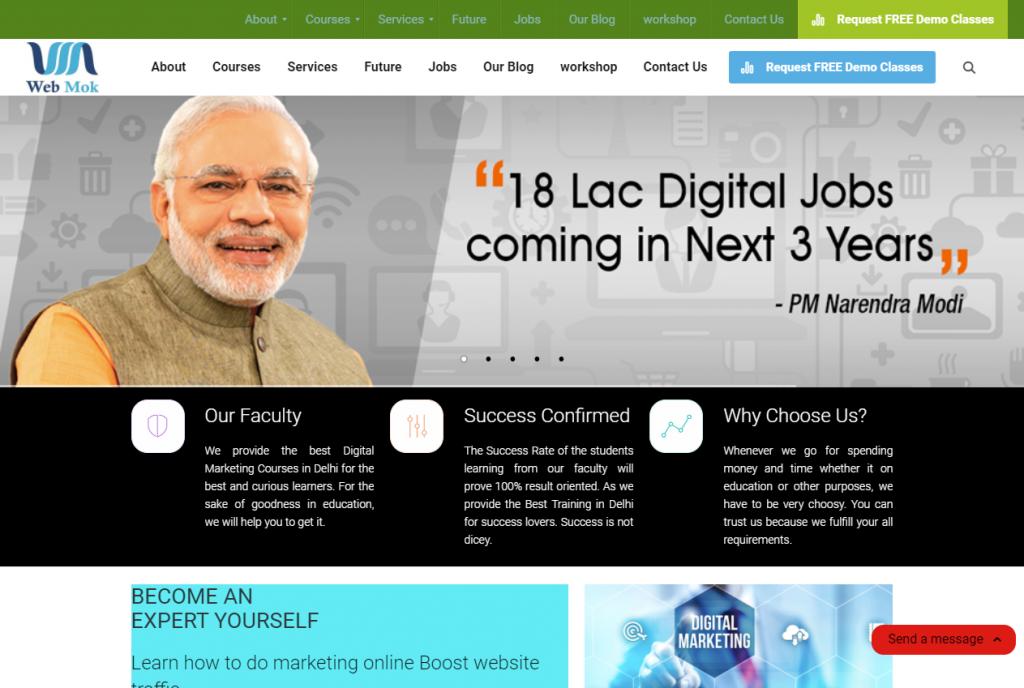 digital marketing course in Rohtak