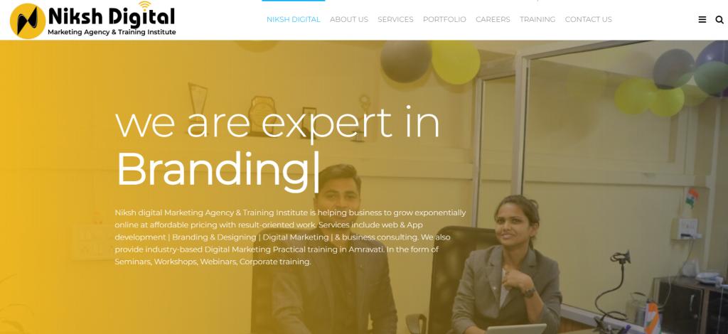 Digital Marketing Course in Amravati