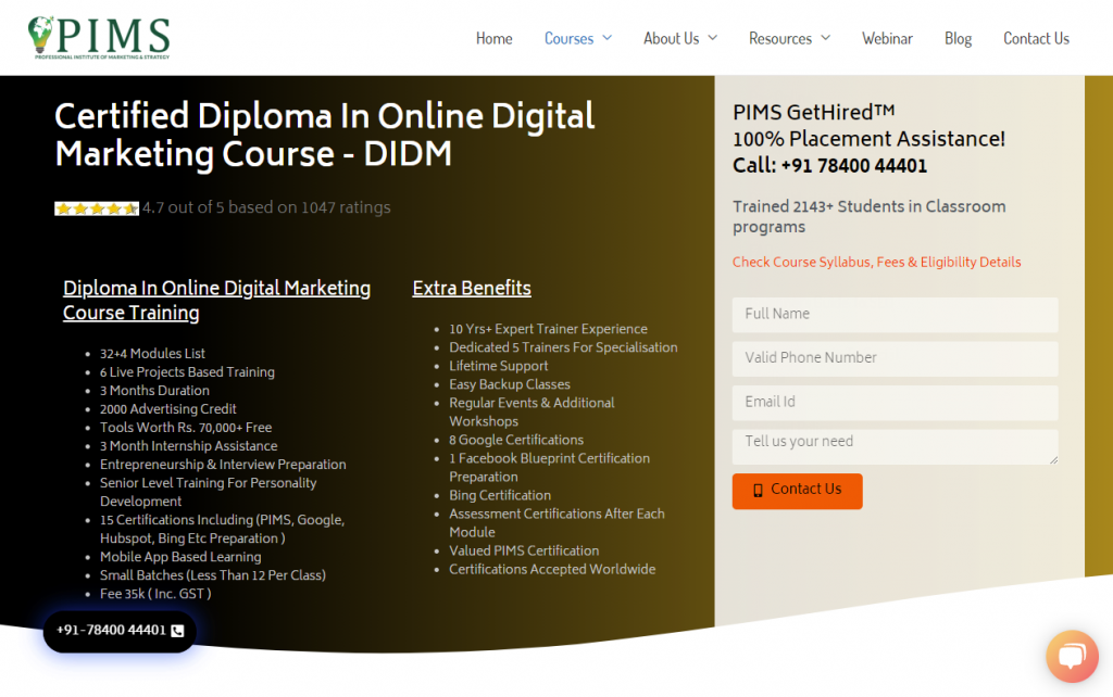 digital marketing course in greater noida