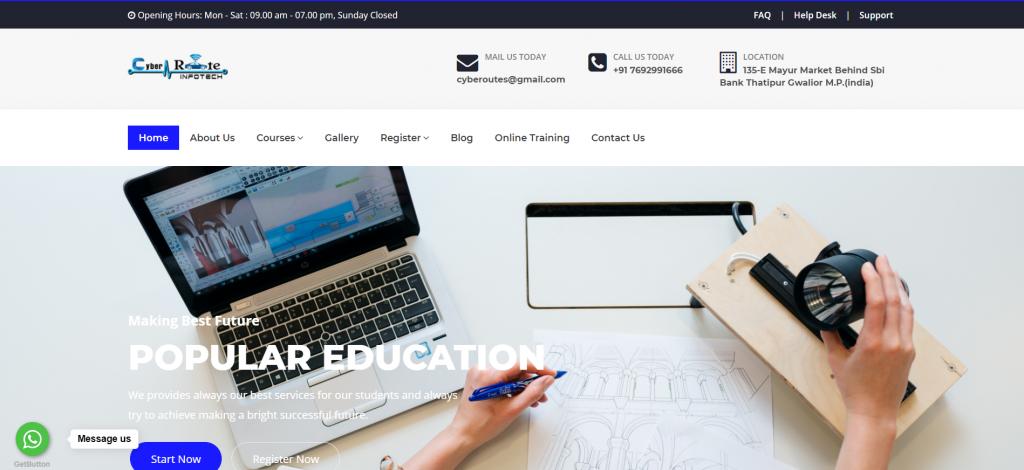 digital marketing course in Gwalior