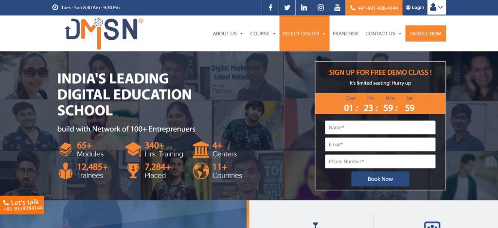 digital marketing course in Rohini