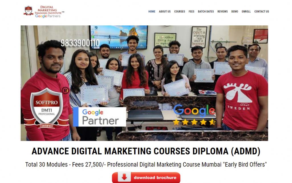 digital marketing course in Thane