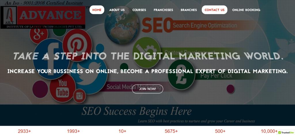 digital marketing course in Solapur