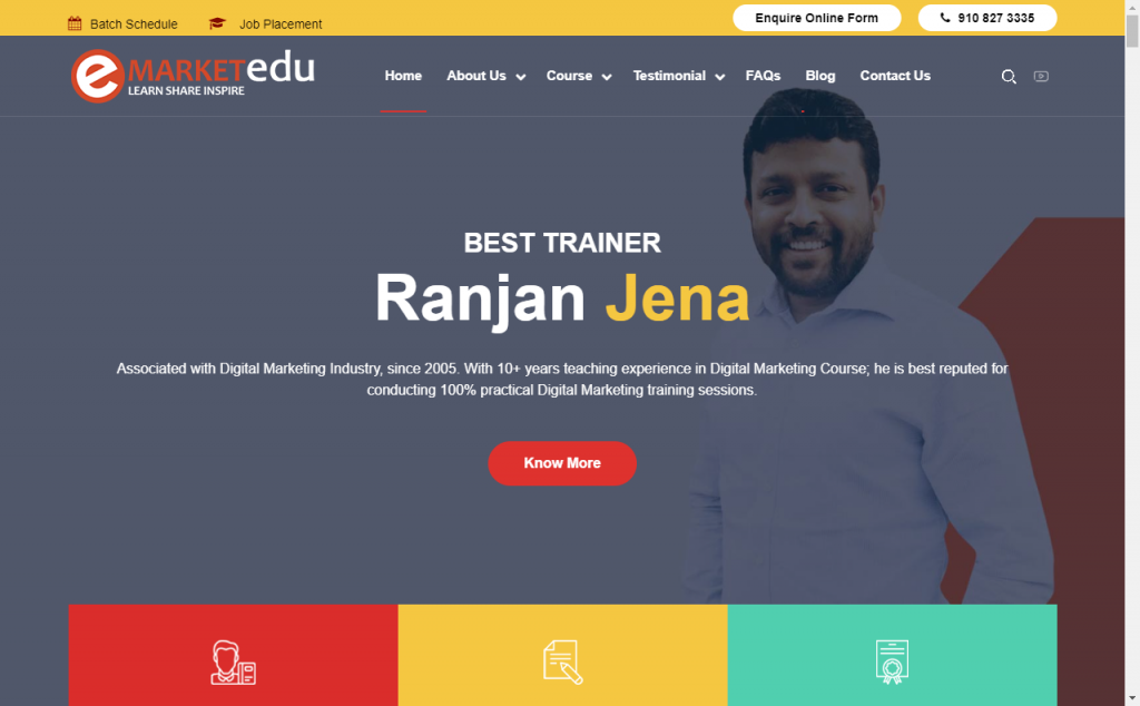 digital marketing course in Koramangala