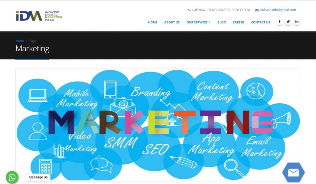 indiviso digital marketing